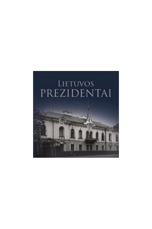 Jonas Vaičenonis knyga Lietuvos prezidentai