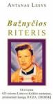 Antanas Lesys knyga Bažnyčios riteris