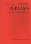 Marytė Čeikauskienė knyga Reklama ir firmos įvaizdis