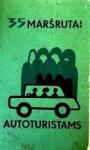 35 maršrutai autoturistams