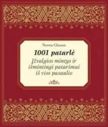 1001 patarlė įžvalgios...