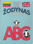 Lietuvių-anglų kalbų žodynas vaikams ABC