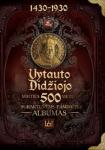 Vytauto Didžiojo mirties 500 metų sukaktuvėms paminėti albumas