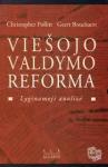 Viešojo valdymo reforma....