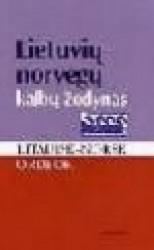 Lietuvių-norvegų kalbų žodynas