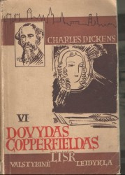 Dovydas Copperfieldas II-VI