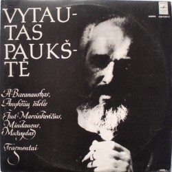 Vytautas Paukštė - A....