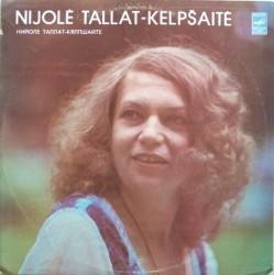 Nijolė Tallat-Kelpšaitė
