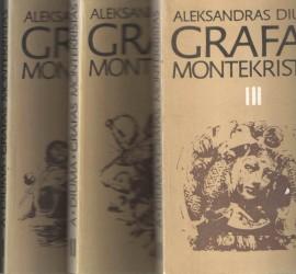 Grafas Montekristas I, II, III