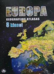 Europa. Geografijos atlasas...