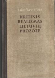 Kritinis realizmas lietuvių...