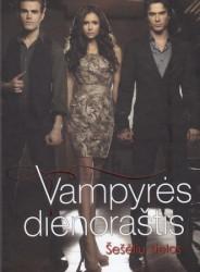 Vampyrės dienoraštis....