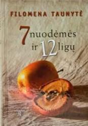 Filomena Taunytė knyga 7 nuodėmės ir 12 ligų