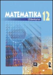 Matematika 12. Uždavinynas....