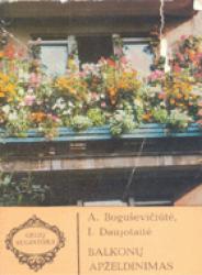 Balkonų apželdinimas