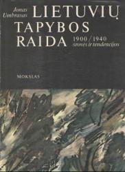 Lietuvių tapybos raida