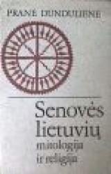 Senovės lietuvių mitologija...