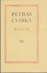 Raštai VI. Apybraižos,...
